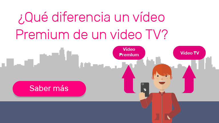 ¿Qué diferencia un Video Premium de un Video TV?