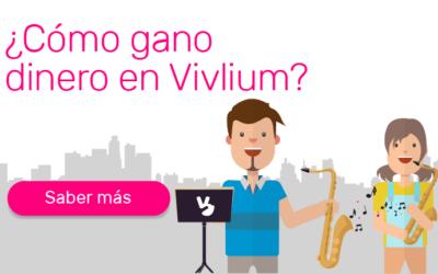 ¿Cómo gano dinero en Vivlium?